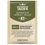 Дрожжи Mangrove Jacks Bavarian Wheat M20, 10 гр