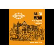 Дрожжи Beervingem для медовухи Mead BVG-08, 10 гр
