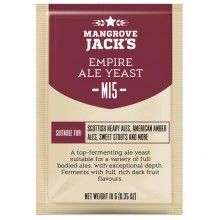 Дрожжи Mangrove Jacks Empire Ale M15, 10 гр