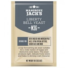 Дрожжи Mangrove Jacks Liberty Bell Ale M36, 10 гр