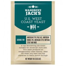Дрожжи Mangrove Jacks US West Coast M44, 10 гр