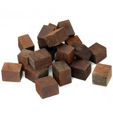 Дубовые кубики средней обжарки (Кавказ), 100 гр