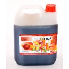 Сок яблочный концентрированный 5 кг