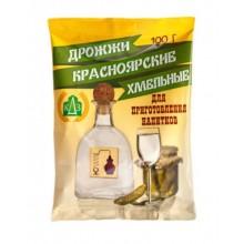 Спиртовые дрожжи Красноярские хмельные 100 гр