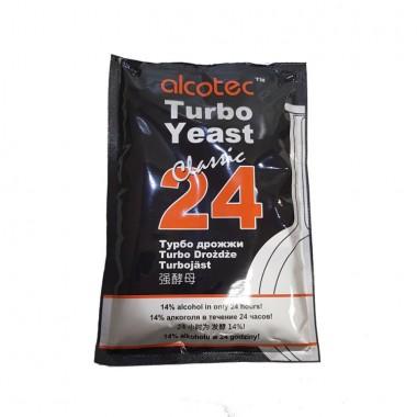 Спиртовые дрожжи Alcotec 24 Turbo, 175 гр